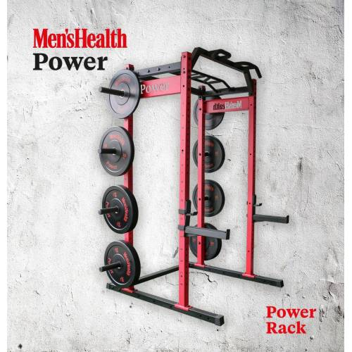 Lukadora Mens Health Power Rack