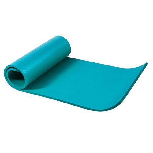 Gorilla Sports Yogamatte Blau 190 x 60 x 1,5 cm