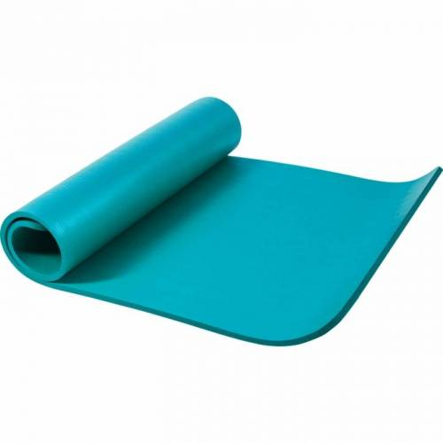 Gorilla Sports Yogamatte Blau 190 x 100 x 1,5 cm
