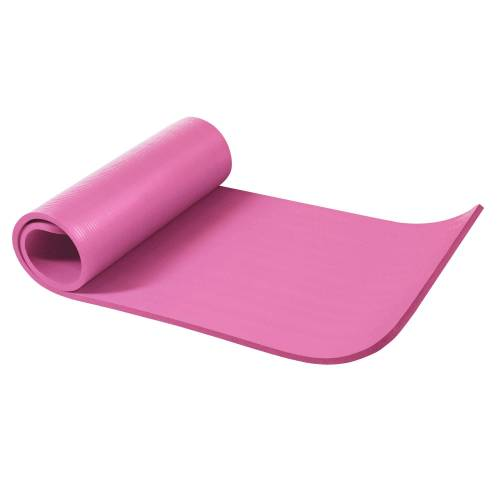 Gorilla Sports Yogamatte Pink 190 x 60 x 1,5 cm