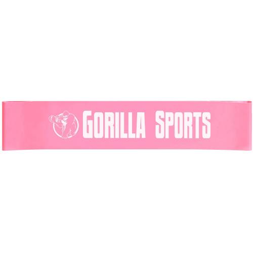 Gorilla Sports Fitnessband 0,4 mm