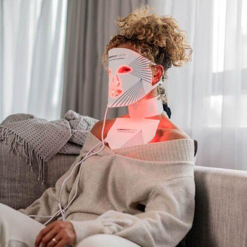 CurrentBody Skin LED Lichttherapie Maske