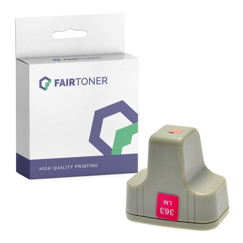FairToner Kompatibel zu HP PhotoSmart D 7168 (C8775EE / 363) Druckerpatrone Photo Magenta