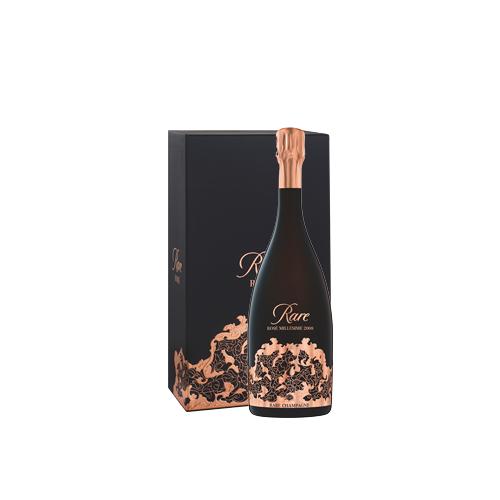 Champagner von Piper-Heidsieck Piper-Heidsieck Rare Rose Champagner Champagner AOP - in Geschenkverpackung 2008