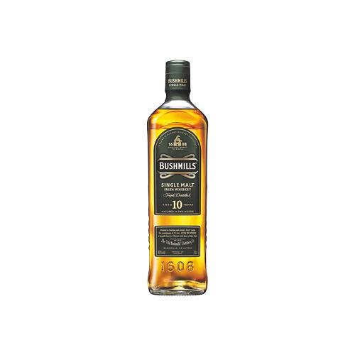 Bushmills 10 Years Whiskey Irish Whiskey