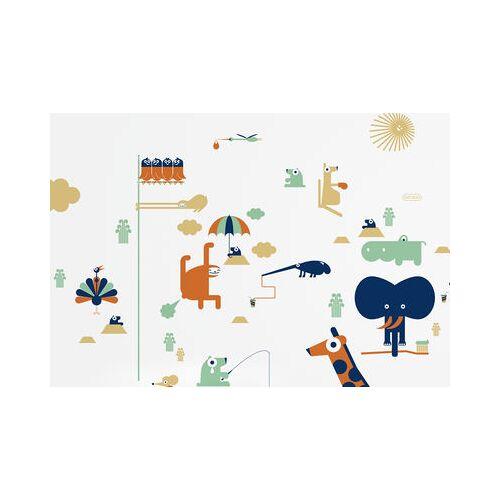 Domestic BD Zoo Sticker - Domestic - Bunt