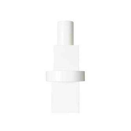 Tom Dixon Block Large Vase / H 53 cm - Tom Dixon - Weiß