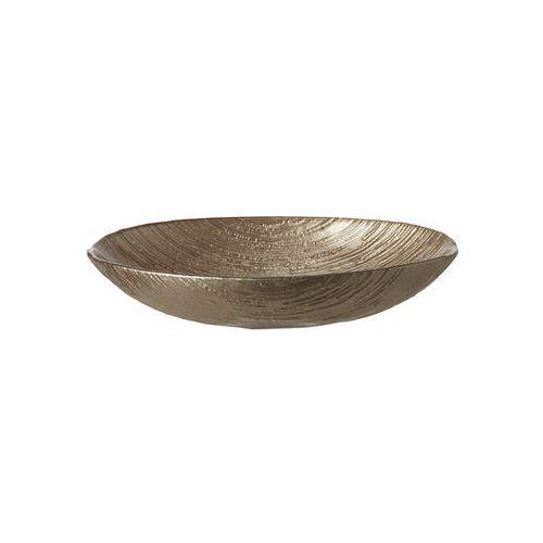 Leonardo Como Medium Schale / 24 x 16 cm - Glas - Leonardo - Silber