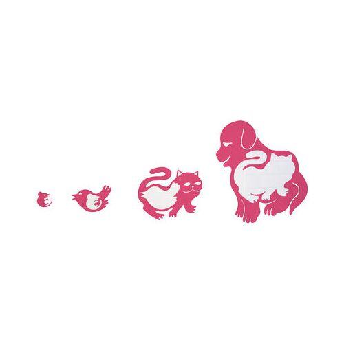 Domestic Pet eat pet Sticker - Domestic - Rosa