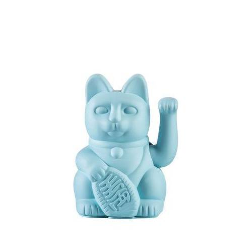 Donkey Lucky Cat Figur / Kunststoff - Donkey - Blau