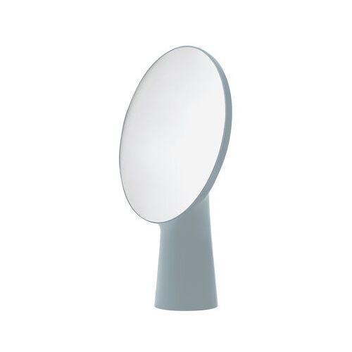 Moustache Cyclope Stellspiegel zum Aufstellen - H 46,5 cm - Moustache - Hellgrau
