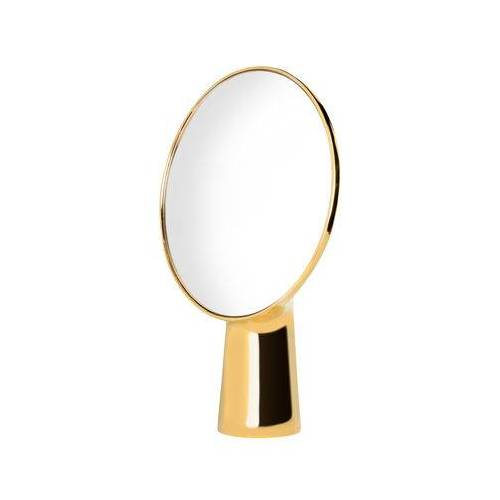 Moustache Cyclope Stellspiegel / zum Aufstellen - H 46,5 cm - Moustache - Gold