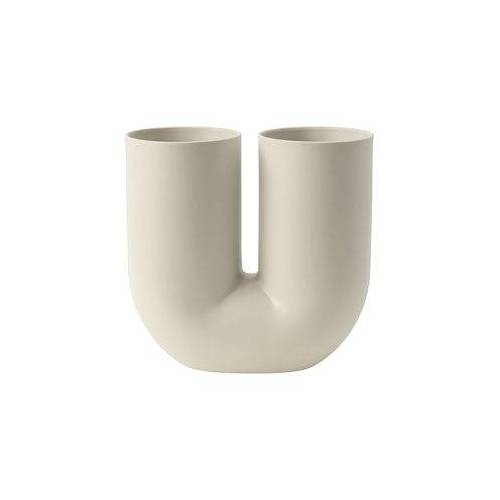 Muuto Kink Vase / Keramik - Muuto - Sand