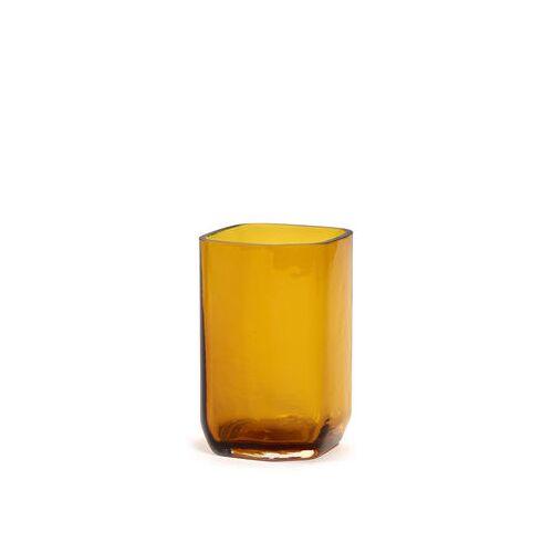 Serax Silex Small Vase / H 21 cm - Serax - Amber