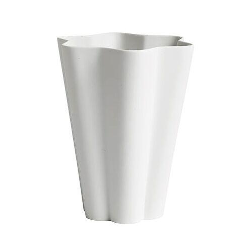 Hay Iris Large Vase / Ø 14 X H 17 cm  - Handgemacht - Hay - Weiß
