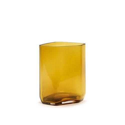 Serax Silex Medium Vase / H 27 cm - Serax - Amber