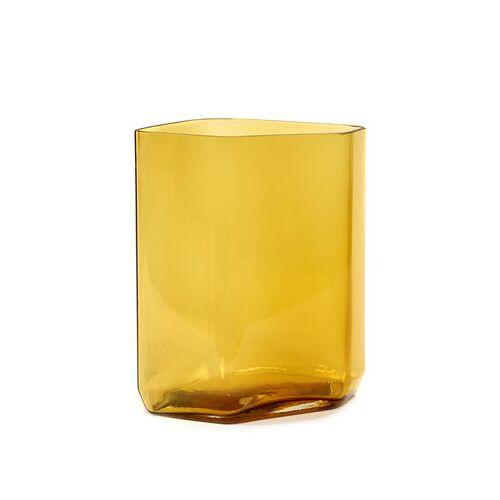 Serax Silex Large Vase / H 33 cm - Serax - Amber