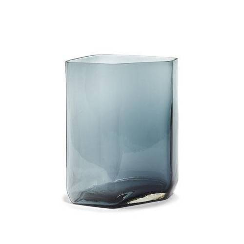 Serax Silex Large Vase / H 33 cm - Serax - Rauchblau