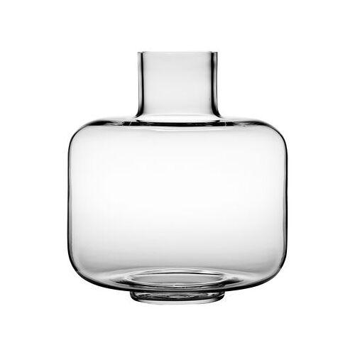 Marimekko Ming Vase / Glas - Ø 22 cm x H 24 cm - Marimekko - Transparent