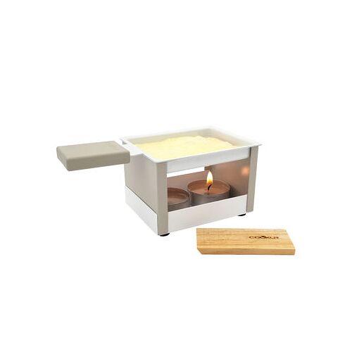 Cookut Yeti Set / für Raclette - für 1 Person - Cookut - Grau