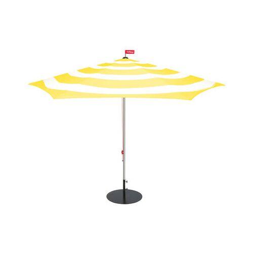 Fatboy Stripesol Sonnenschirm / Ø 350 cm - Fatboy - Zitronengelb
