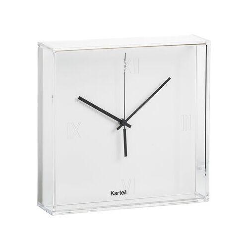 Kartell Tic & Tac Wanduhr - Kartell - Weiß
