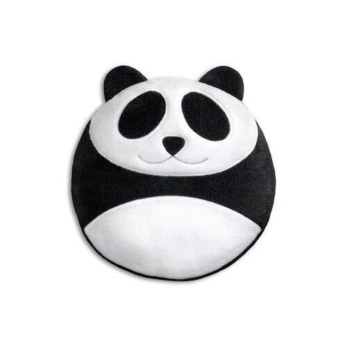Pa Design Bao le panda Wärmflasche für die Mikrowelle / Bio-Weizen - Pa Design - Weiß,Schwarz
