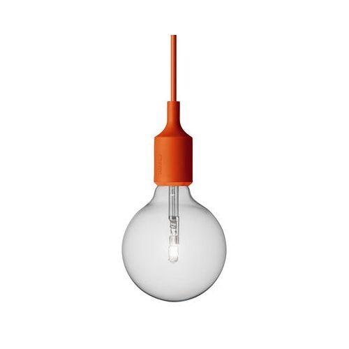 Muuto E27 Pendelleuchte - Muuto - Orange