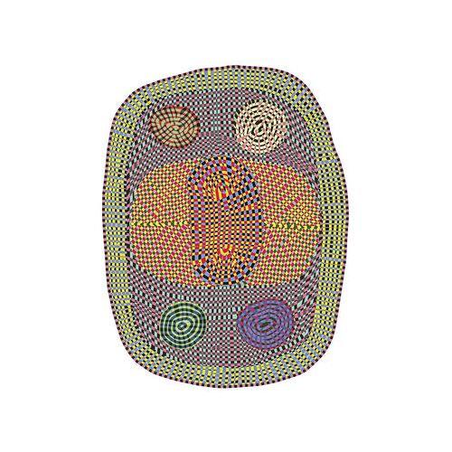 Moooi Carpets Wild Teppich / 225 x 295 cm - Moooi Carpets - Bunt