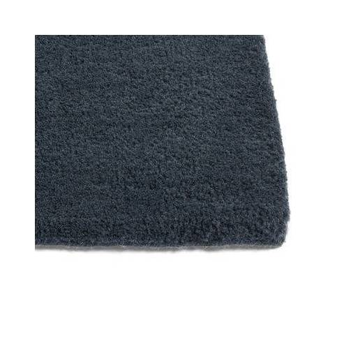 Hay Raw Rug NO 2 Teppich / 300 x 200 cm - Bouclette-Wolle - Hay - Dunkelblau