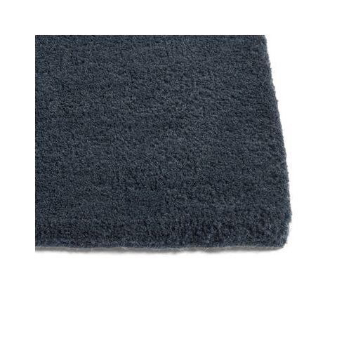 Hay Raw Rug NO 2 Teppich / 200 x 80 cm - Bouclette-Wolle - Hay - Dunkelblau