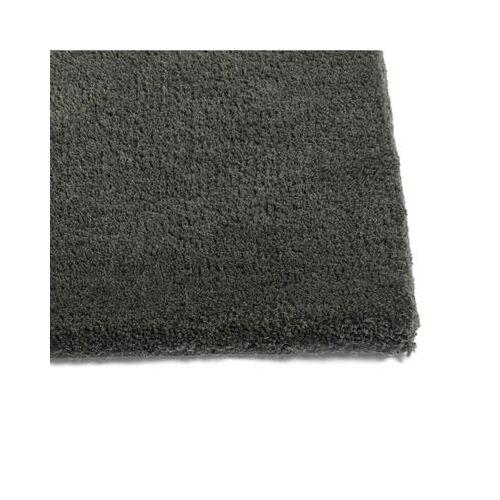 Hay Raw Rug NO 2 Teppich / 200 x 140 cm - Bouclette-Wolle - Hay - Dunkelgrün