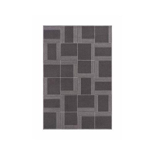 Gan Oryza Teppich / Filz - 160 x 240 cm - Gan - Weiß,Grau