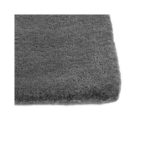 Hay Raw Rug NO 2 Teppich / 200 x 140 cm - Bouclette-Wolle - Hay - Dunkelgrau