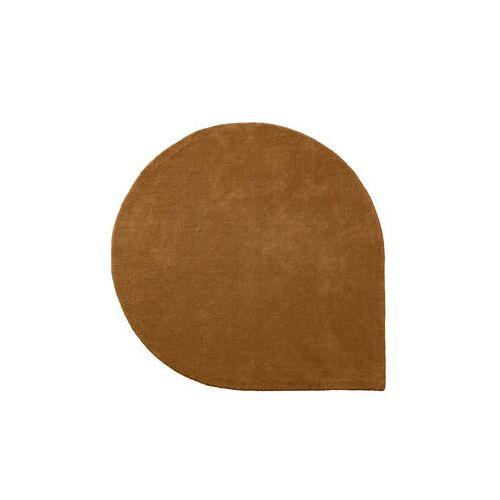 AYTM Stilla Teppich / 160 x 130 cm - handgeknüpft - AYTM - Amber