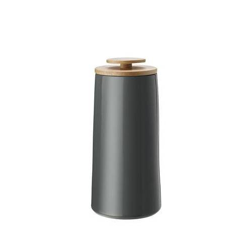 Stelton Emma Vorratsdose / für Kaffee - 1,2 l - Stelton - Dunkelgrau
