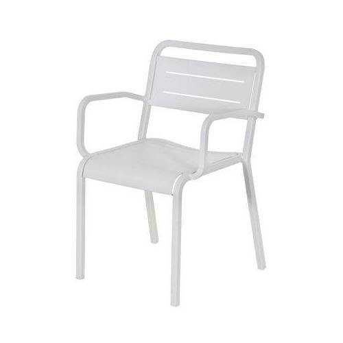 EMU Urban Stapelbarer Sessel - Emu - Weiß