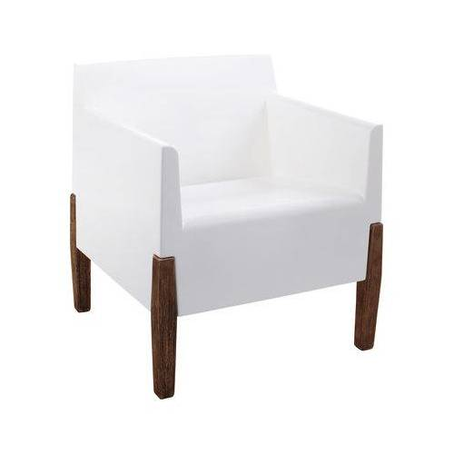 Serralunga Kubrick Sessel - Serralunga - Weiß,Holz