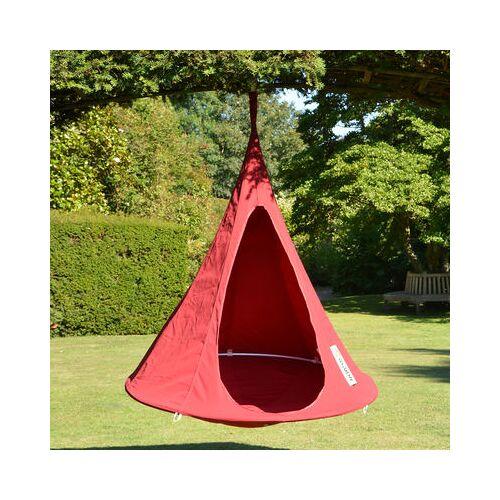 Cacoon Bebo Hängesessel / Zelt - Ø 120 cm - Für Kinder - Cacoon - Rot