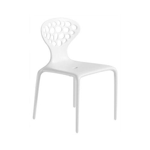 Moroso Supernatural Stapelbarer Stuhl - Moroso - Weiß