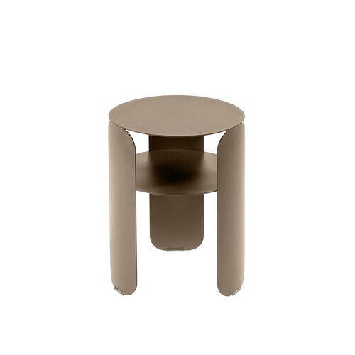 Fermob Bebop Beistelltisch / Ø 35 x H 45 cm - Fermob - Muskat