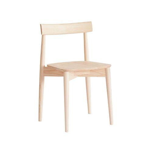 ercol Lara Stapelbarer Stuhl / Holz - Ercol - Natürliche Esche