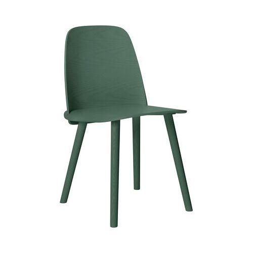 Muuto Nerd Stuhl - Muuto - Grün
