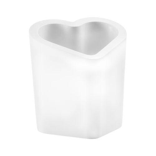 Slide Mon Amour leuchtender  Flaschenhalter - Slide - Weiß
