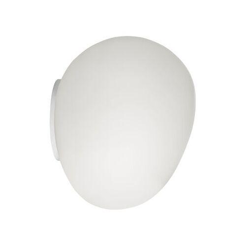 Foscarini Gregg Midi LED Wandleuchte / Deckenleuchte - Foscarini - Weiß