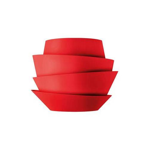 Foscarini Le Soleil Wandleuchte - Foscarini - Rot