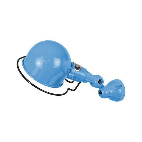 Jieldé Signal Wandleuchte Ø 10 cm - Jieldé - Glänzend- Blau