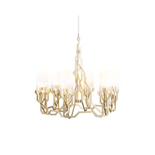 Moooi Plant Pendelleuchte / LED - Ø 90 cm - Moooi - Gold