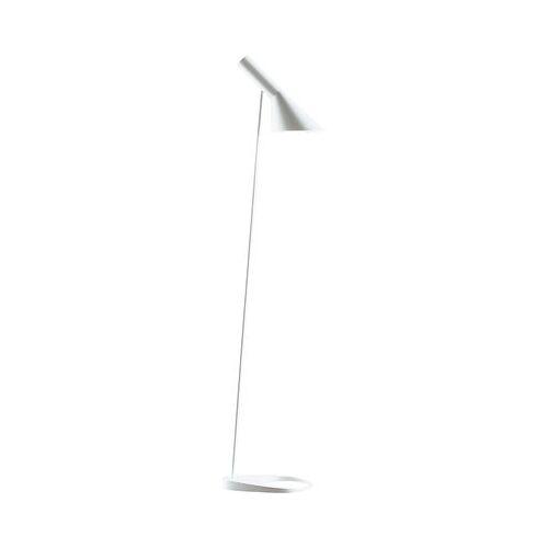 Louis Poulsen AJ Stehleuchte / H 130 cm - Louis Poulsen - Weiß