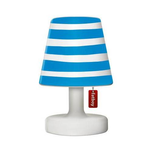 "Fatboy Cooper Cappie Lampenschirm / für die Lampe ""Edison the Petit"" - Fatboy - Blau"